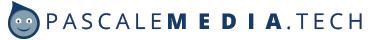 Pascale Media The Creatively Technical Digital Agency Logo
